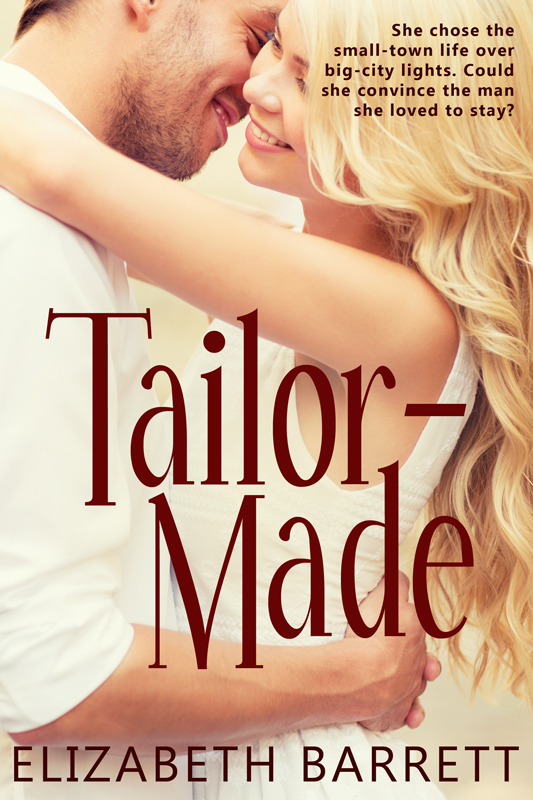 Tailor-Made Romance Novel by Elizabeth Barrett
